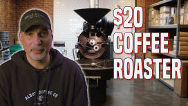 Easy Coffee Roasting at home
