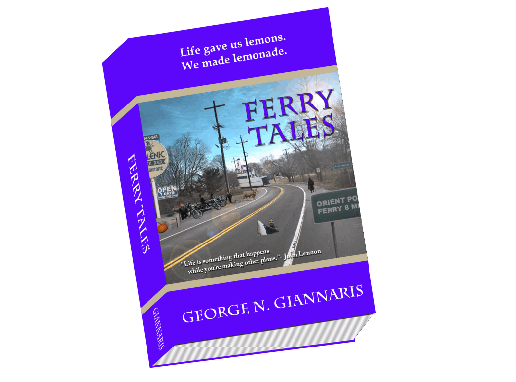 Ferry Tales, By George Giannaris