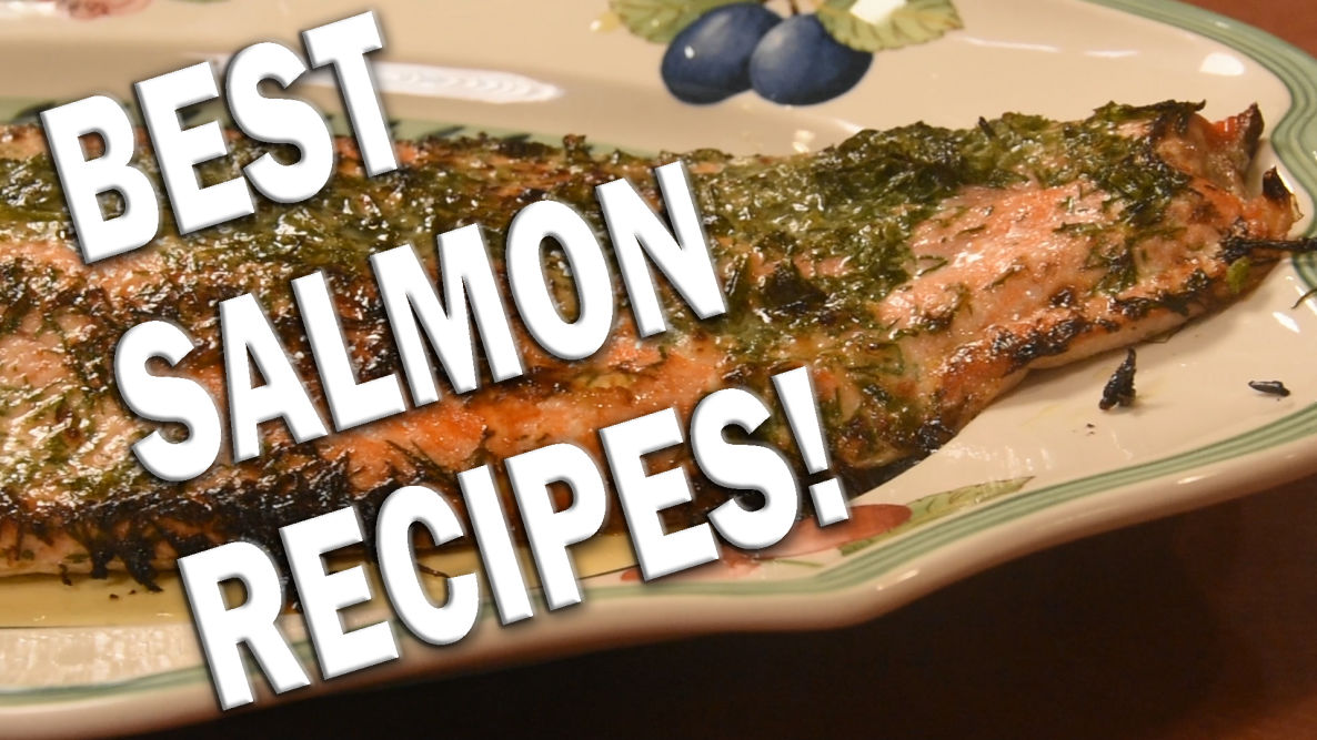 Two great Ways to prepare salmon!