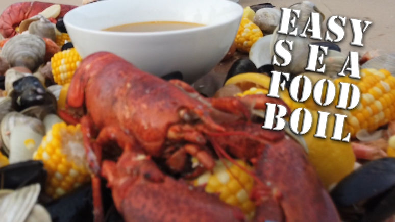 Easy Seafood Boil!